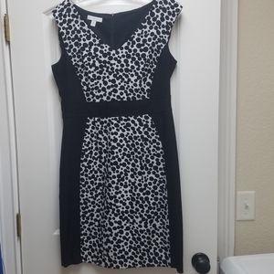 Lindon Times color block dress, size 12